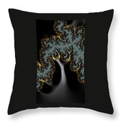 Electric Tree - Phone Cases And Cards Throw Pillow