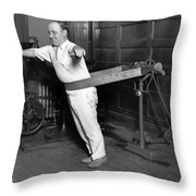 Electrical Vibrating Machine Throw Pillow