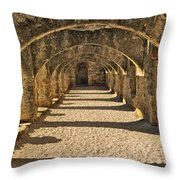 Elements Of Design In 1720 Throw Pillow