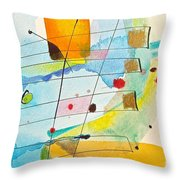 Elevations Throw Pillow