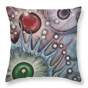 Eleventh Dimension Throw Pillow