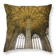 Elgin Cathedral Community - 20 Throw Pillow