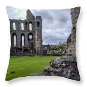 Elgin Cathedral Community - 4 Throw Pillow