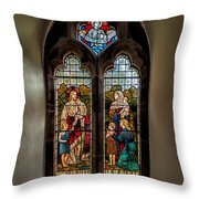 Elizabeth 1891 Throw Pillow