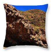 Ellery Creek- Outback Central Australia V2 Throw Pillow