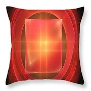 Ellipse 125-02-13 Marucii Throw Pillow