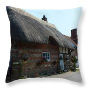 Elm Cottage Nether Wallop Throw Pillow