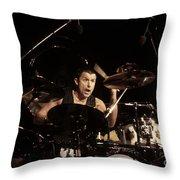 Elp   Emerson Lake And Palmer Throw Pillow