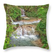Elvenly Throw Pillow