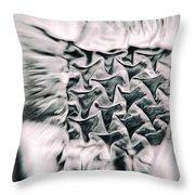 Embedded Flight Throw Pillow