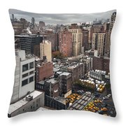 Embrace The Chaos Throw Pillow