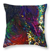Embraced Point Throw Pillow