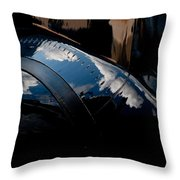 Embraer Reflection II Throw Pillow