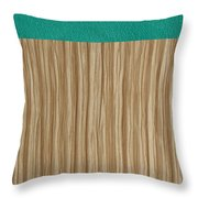 Emerald Cashmere Throw Pillow