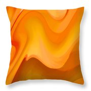 Emergence 1 Throw Pillow