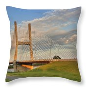 Emerson Bridge Throw Pillow