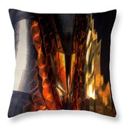 Emp Reflections Throw Pillow