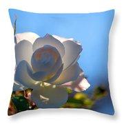 #empathicsociability Throw Pillow