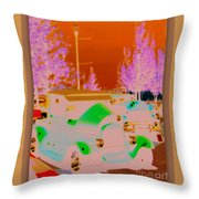 Enchanted Classics Throw Pillow