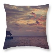 Enchanted Evening Throw Pillow by Laurie Search