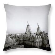 Enchanting Jaisalmer Throw Pillow