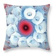 Encircle Throw Pillow