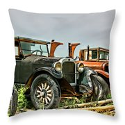 End Of The Year Clearance Throw Pillow
