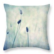 Endearing Throw Pillow by Priska Wettstein