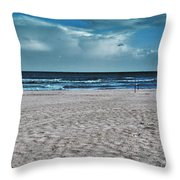 Endless Day Throw Pillow
