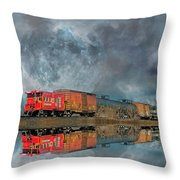 End's Reflection Throw Pillow