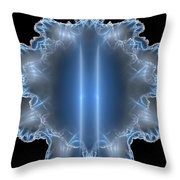 Energize Throw Pillow by Bruce Nutting