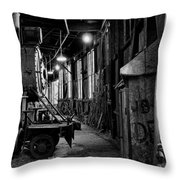 Engine Number 34 Throw Pillow
