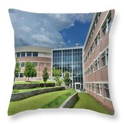 Engineering Perspective Throw Pillow