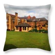 English Country Gardens - Series Vi Throw Pillow