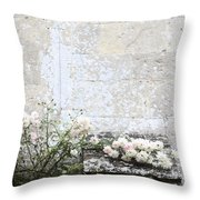 English Roses IIi Throw Pillow