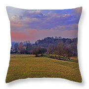 Cotswold Light Throw Pillow