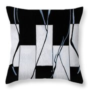 Enigmatic 2 Throw Pillow
