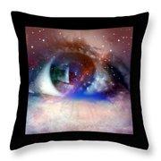 Enlightened Throw Pillow