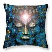 Enlightenment 1 Throw Pillow