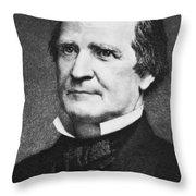 Enoch Cobb Wines (1806-1879) Throw Pillow