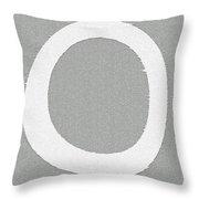 Enso 01 Throw Pillow