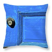 Entrance To Babylon Throw Pillow
