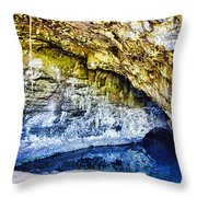 Entrance To The Unknown Throw Pillow