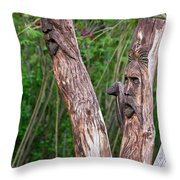 Ents 2 Throw Pillow