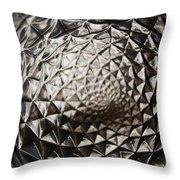 Enveloping  Throw Pillow