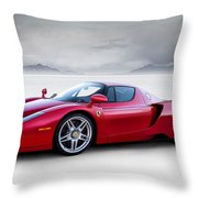 Enzo Throw Pillow
