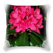 Ephesians 1 7 Throw Pillow