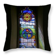Ephphatha Throw Pillow