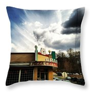 Epic Sky Throw Pillow
