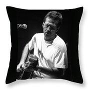 Eric Clapton 003 Throw Pillow